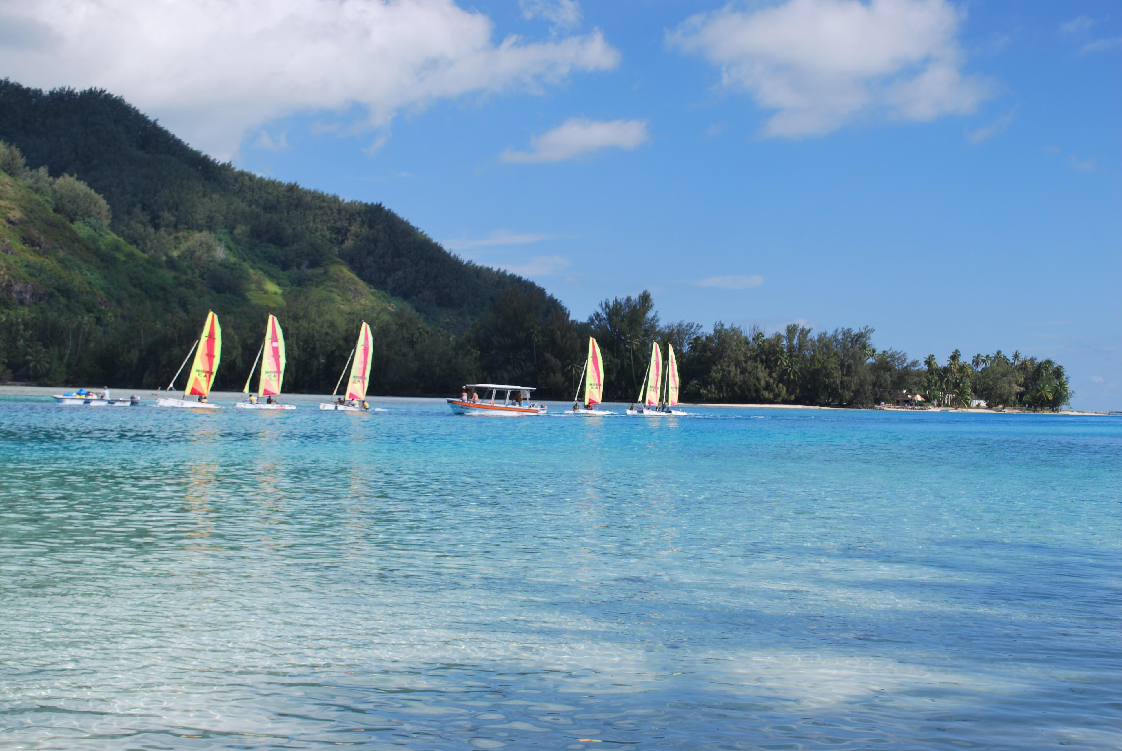 Taiti, a pérola longínqua do Pacífico