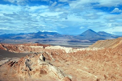 Santiago do Chile e os belos cenários do Atacama