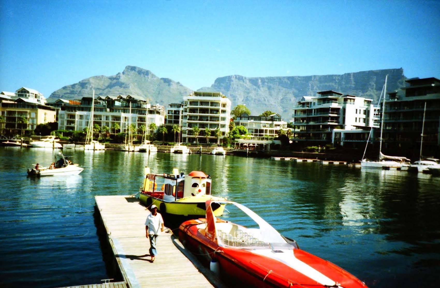 Cape Town - África do sul intocada