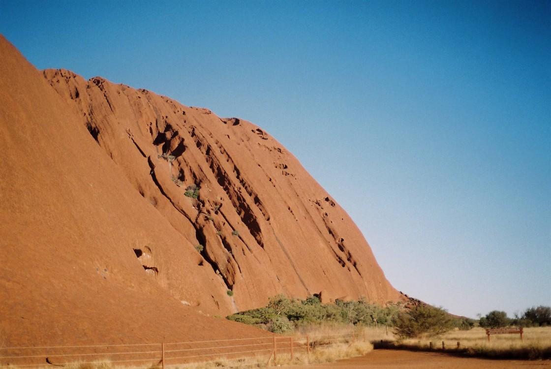 Ayers Rock - A beleza natural da Austrália