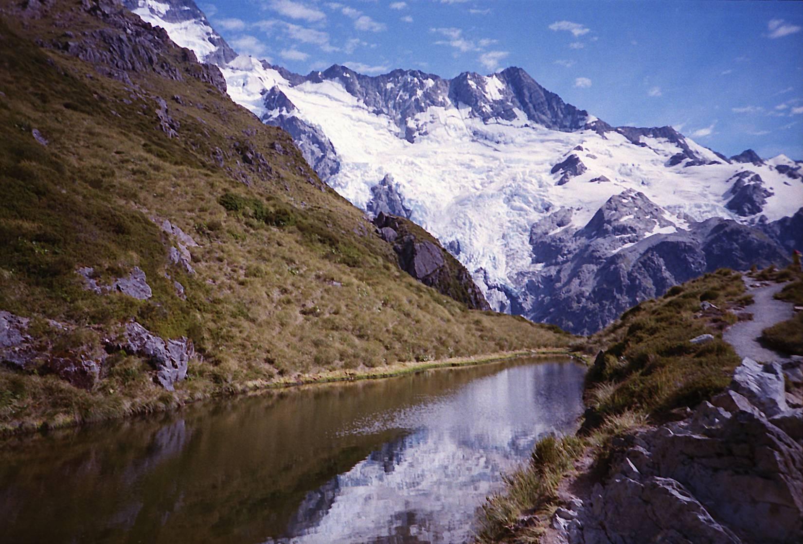 Lake Tekapo - Nova Zelândia Express