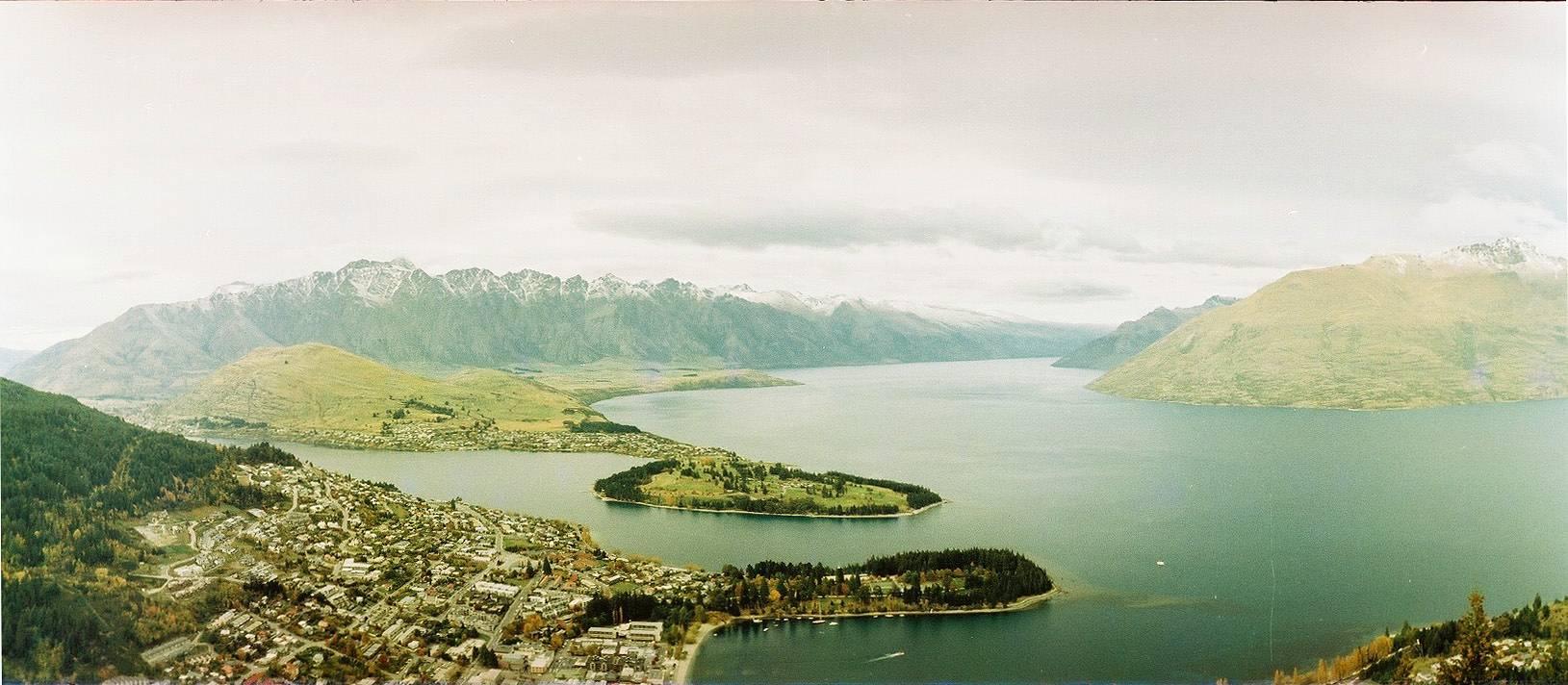 Wanaka - Nova Zelândia Express