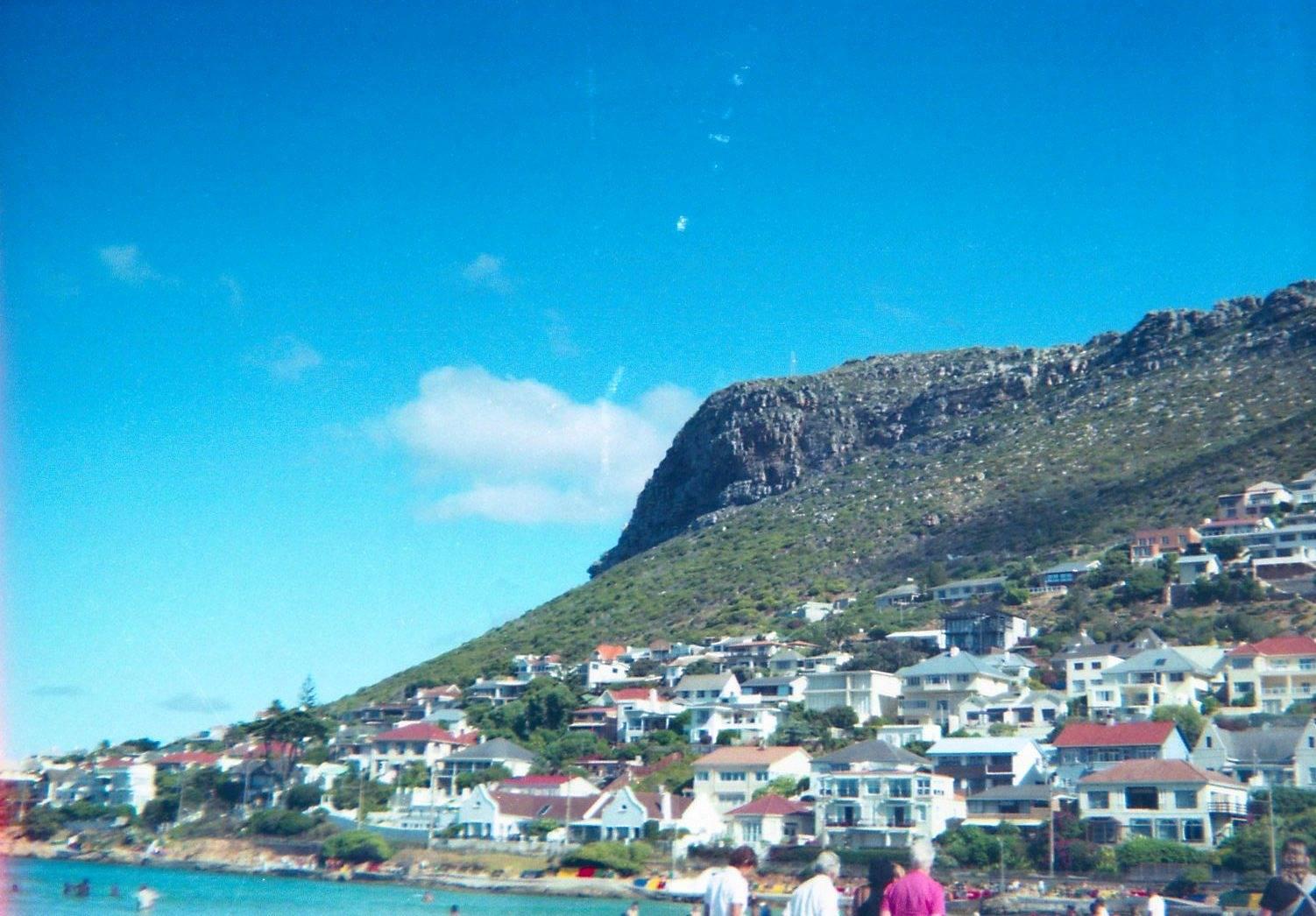 Cape Town - África do sul em família