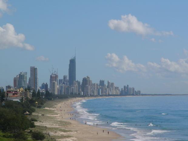 Gold Coast - Austrália em família