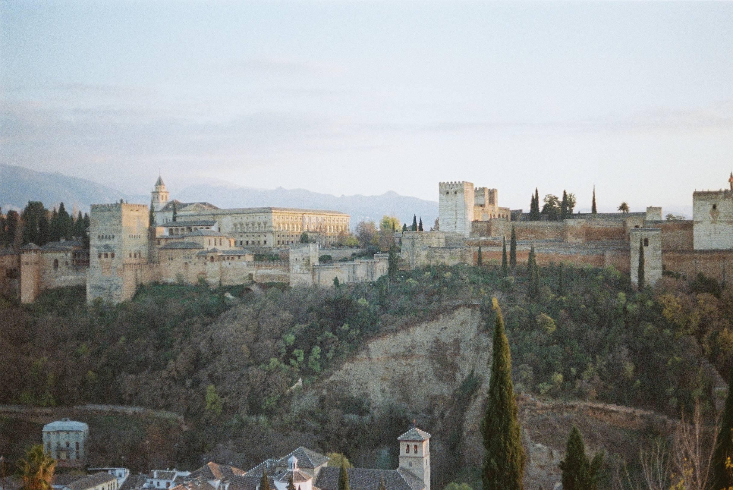 Granada - O melhor da Andaluzia