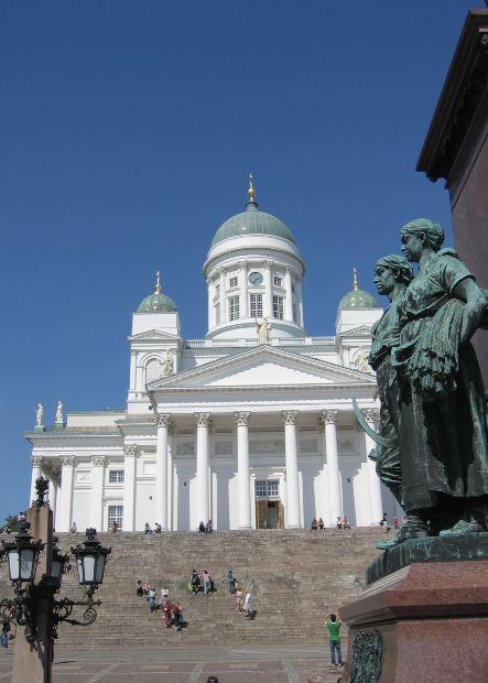Helsinque - De Copenhage a Moscou