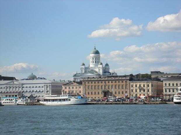 Helsinque - Copenhage a Helsinque