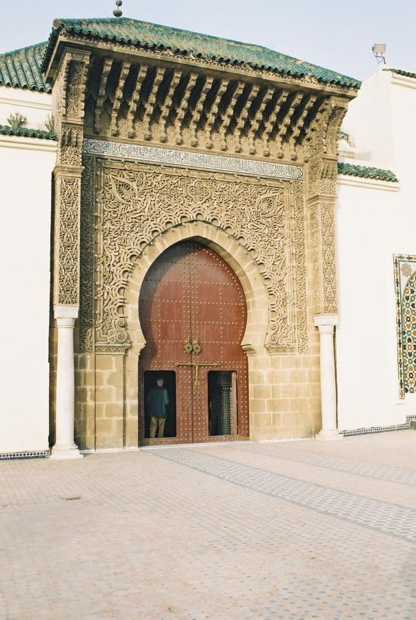 Meknes - Cidades imperiais do Marrocos