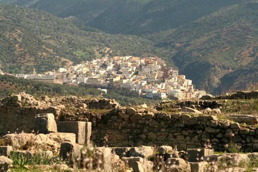 Moulay - Cidades imperiais do Marrocos