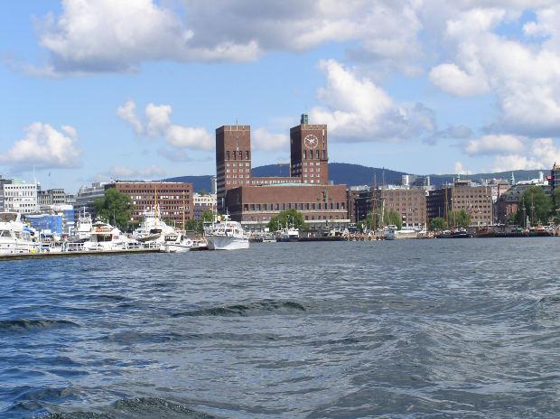 Oslo - Copenhage a Helsinque