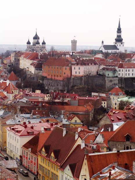 Tallinn - A essência do norte: da Escandinávia à Rússia