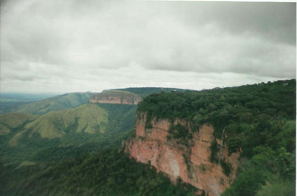 Chapada dos Guimarães: beleza intrigante