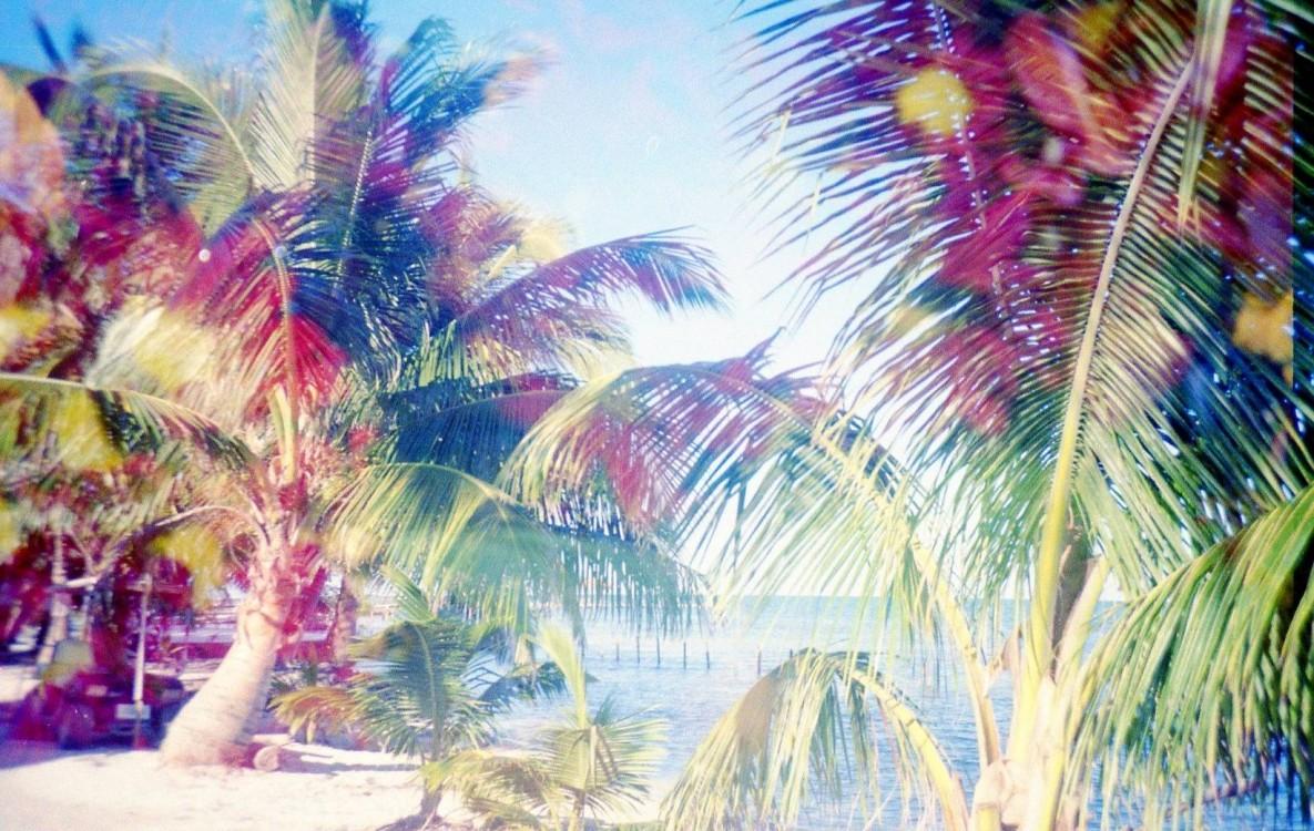 Joias do mar do Caribe - Belize