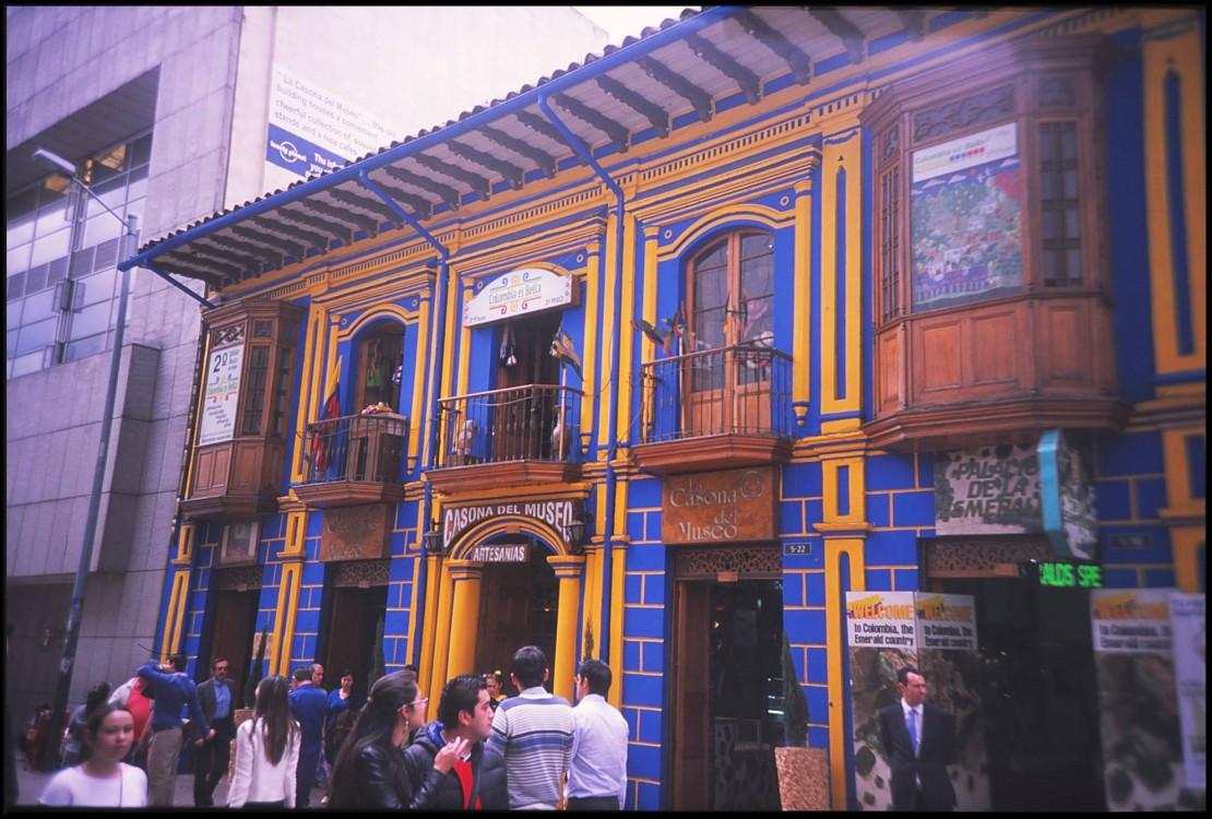 Colômbia e Panamá - Bogotá