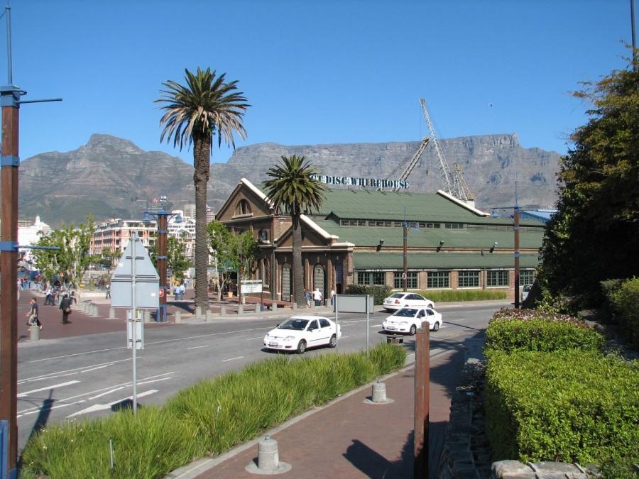 África exclusiva - Cape Town
