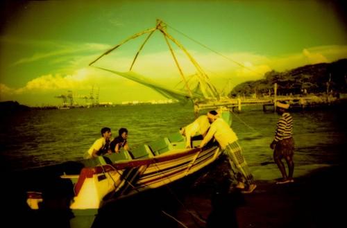Sul da Índia e Dubai - Cochin
