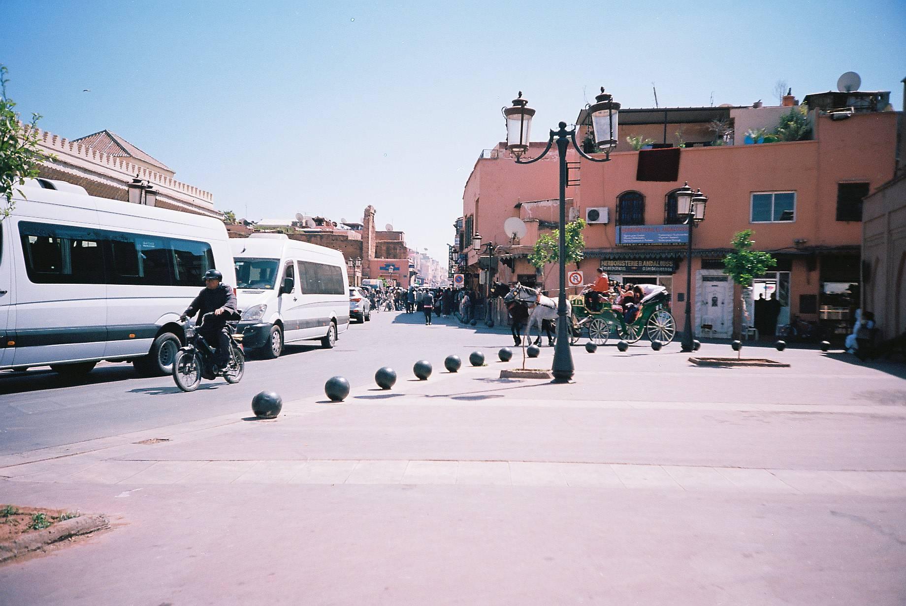 Saara e Marrakech - Marrakech