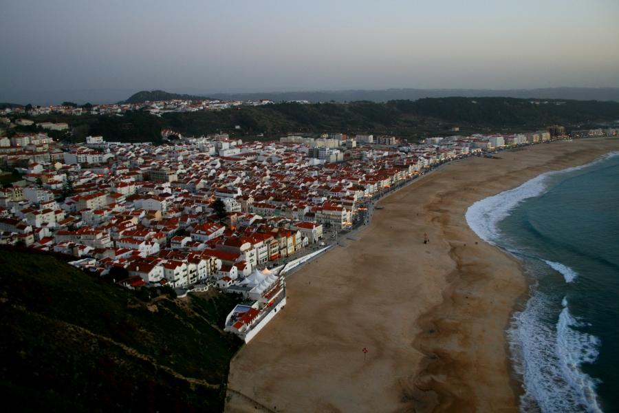 Portugal de norte a sul - Nazaré