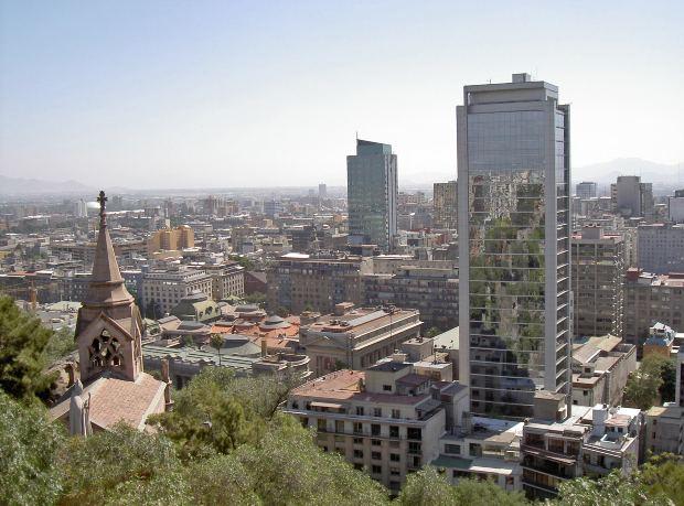 Lagos Andinos - Santiago do Chile