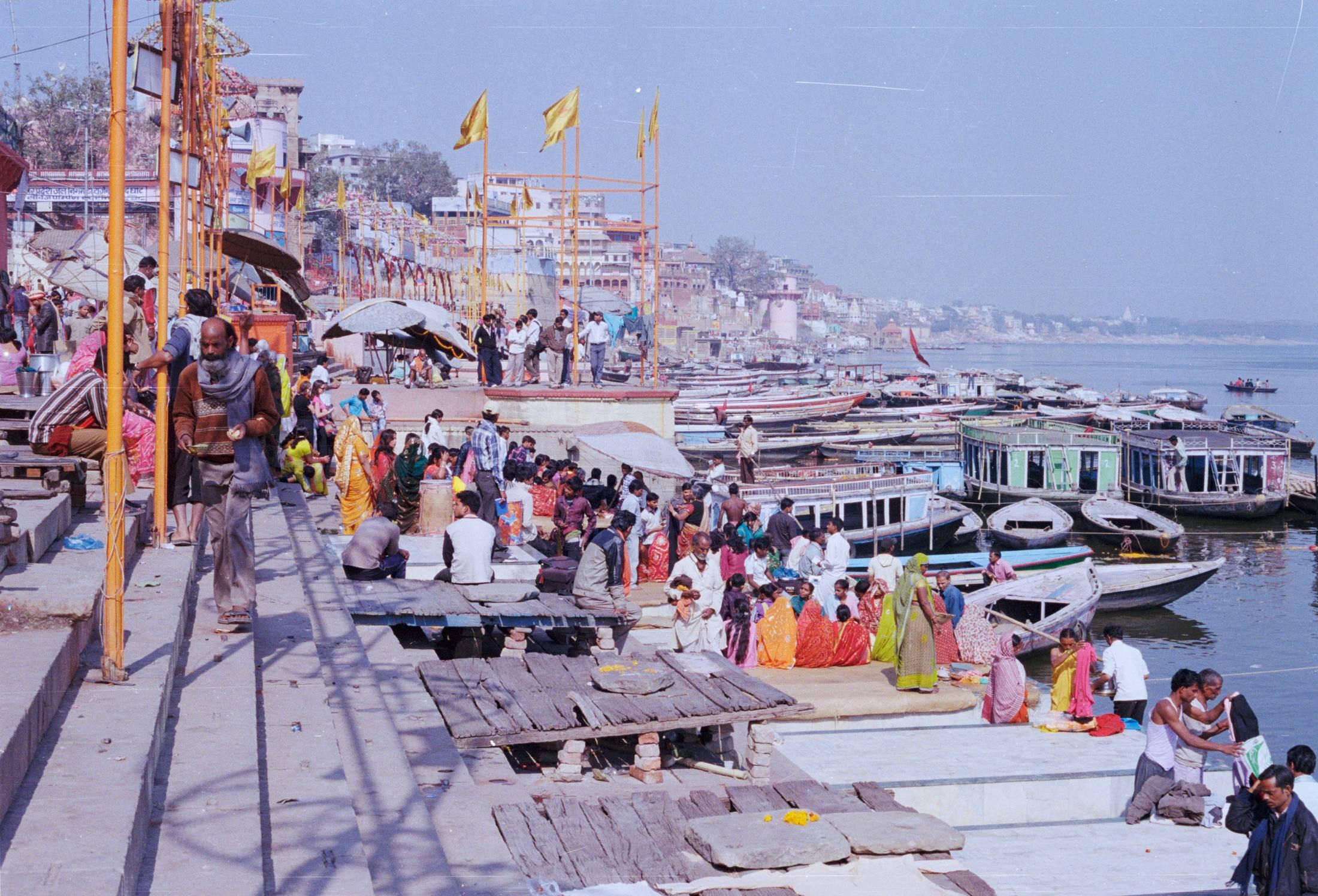 Índia com Varanasi - Varanasi