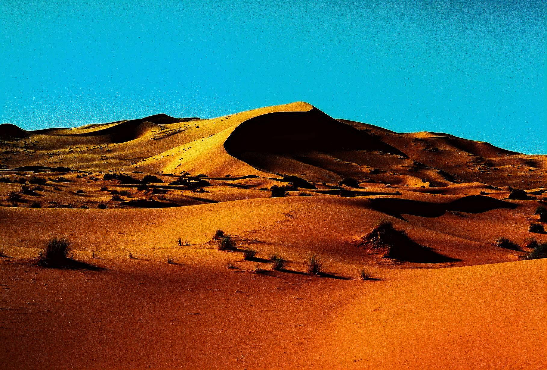 Saara e Marrakech - deserto do Saara