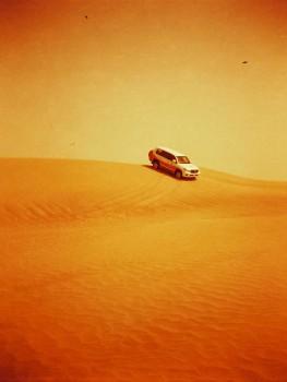 Dubai e Deserto da Arábia