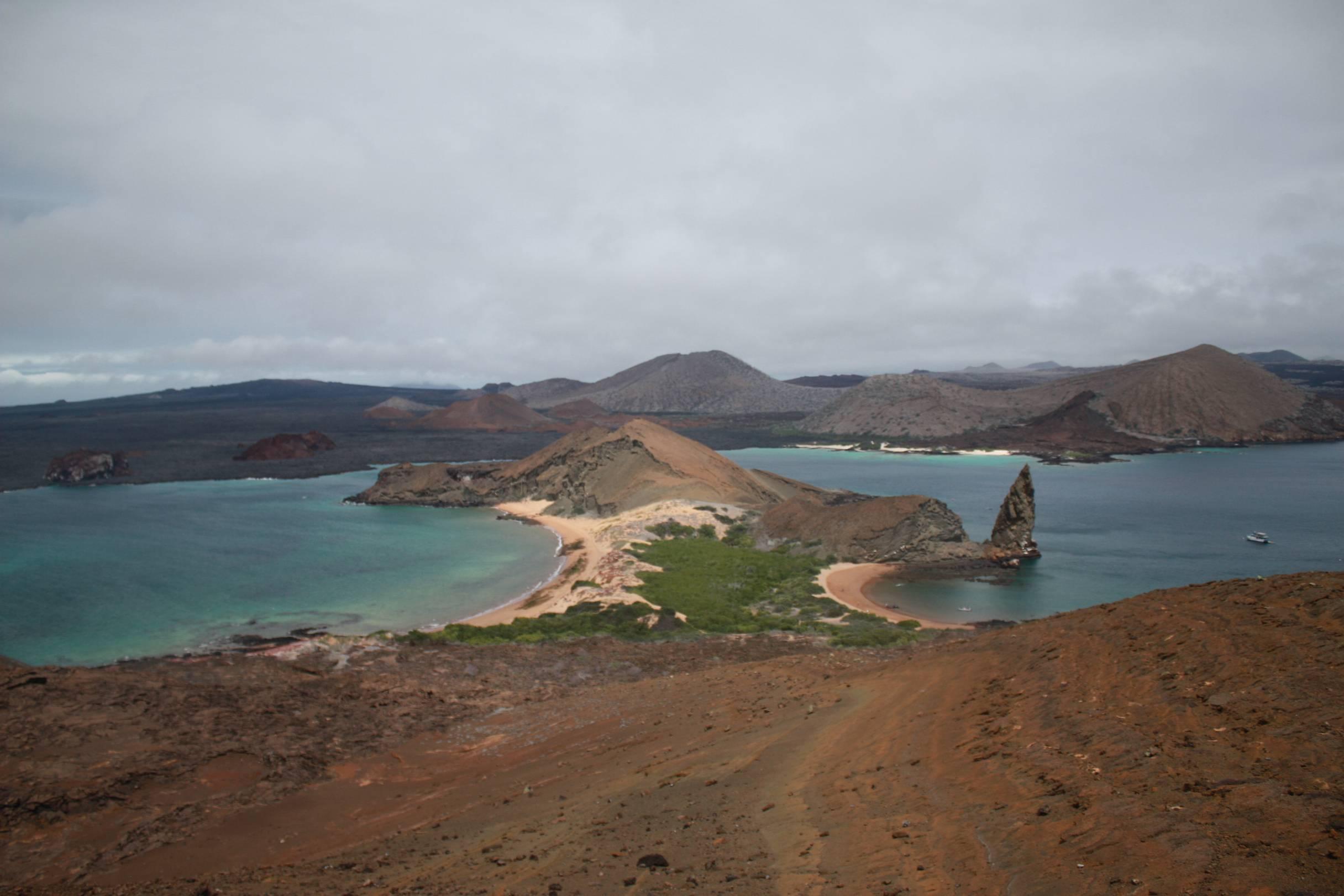 Galápagos: Ilhas centrais