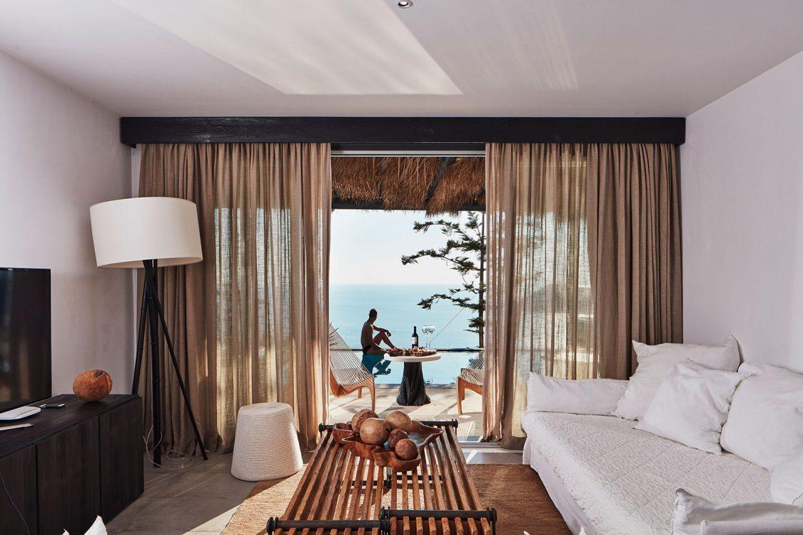 Os três melhores hotéis de luxo na Grécia