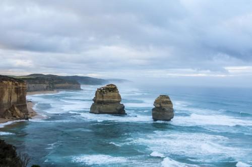 As belezas naturais da Austrália e Nova Zelândia