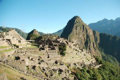 Mistérios do sul peruano