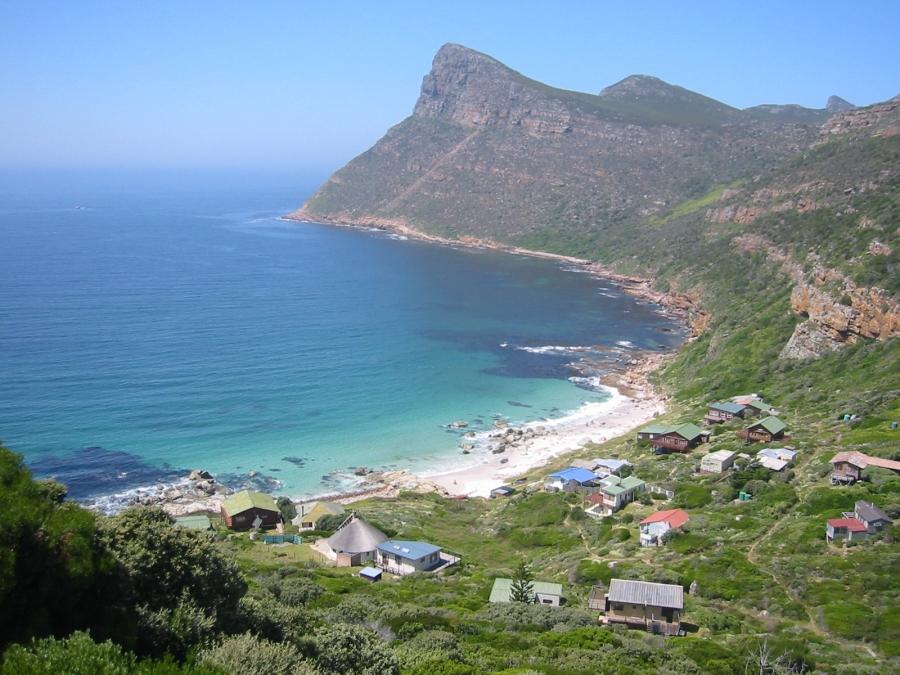 Cabo da Boa Esperança - África do sul intocada