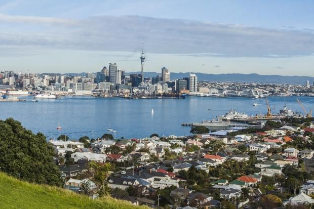 Auckland - Nova Zelândia Express