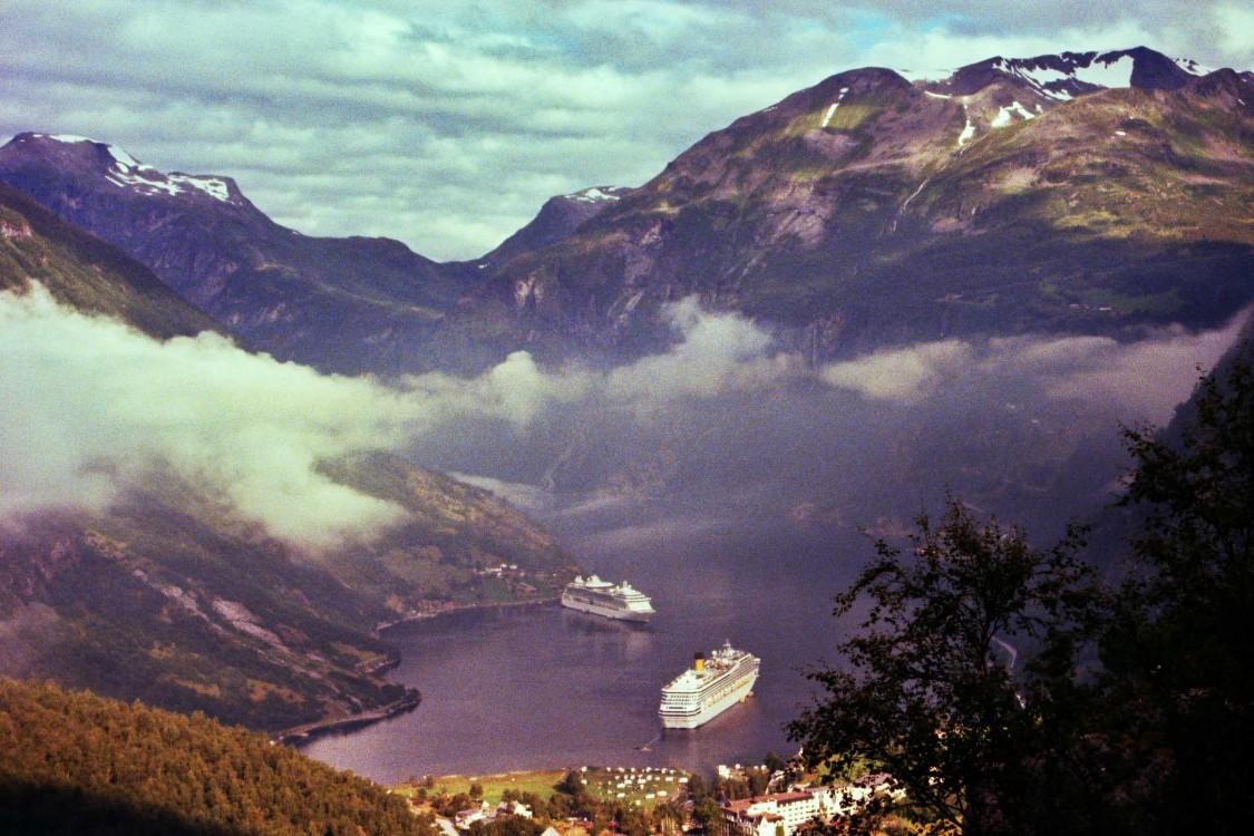 Os 5 maiores navios de cruzeiro do mundo