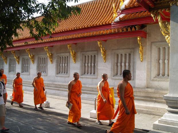 Bangkok - Lua de mel na Indochina