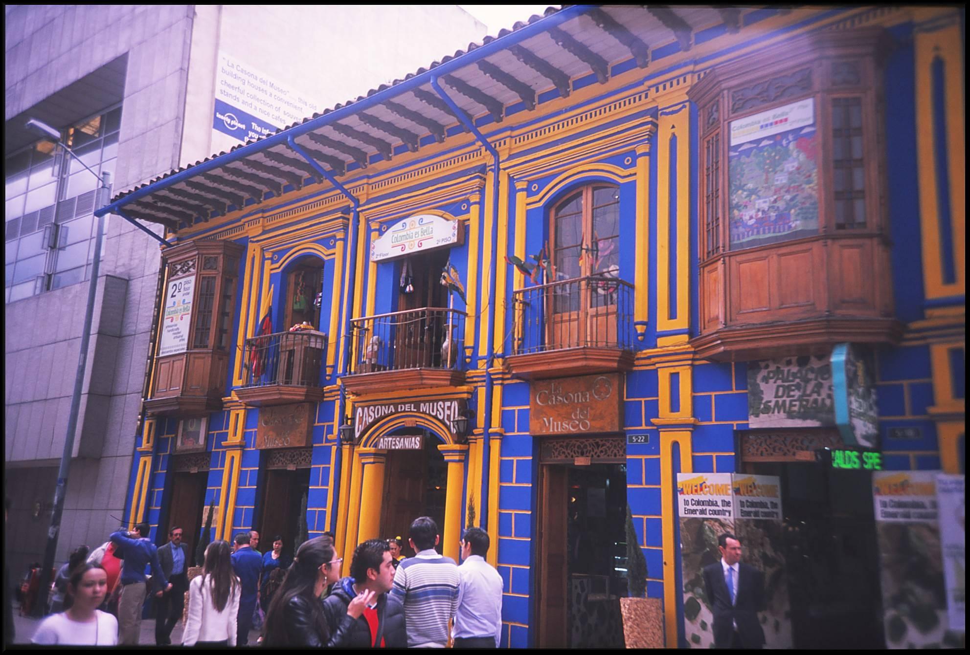 Bogotá - Bogotá, Cartagena e Ilha Múcura