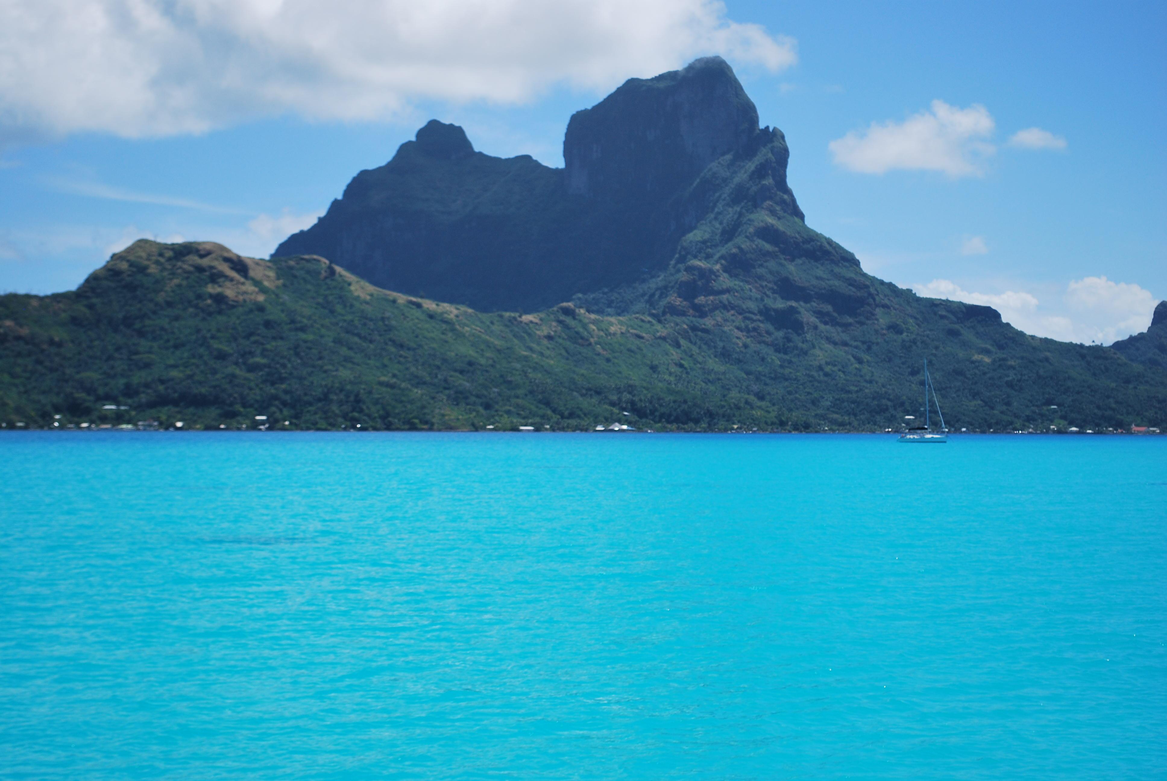 Bora Bora - Lua de mel no Taiti