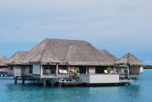 Bora Bora - Taiti em família