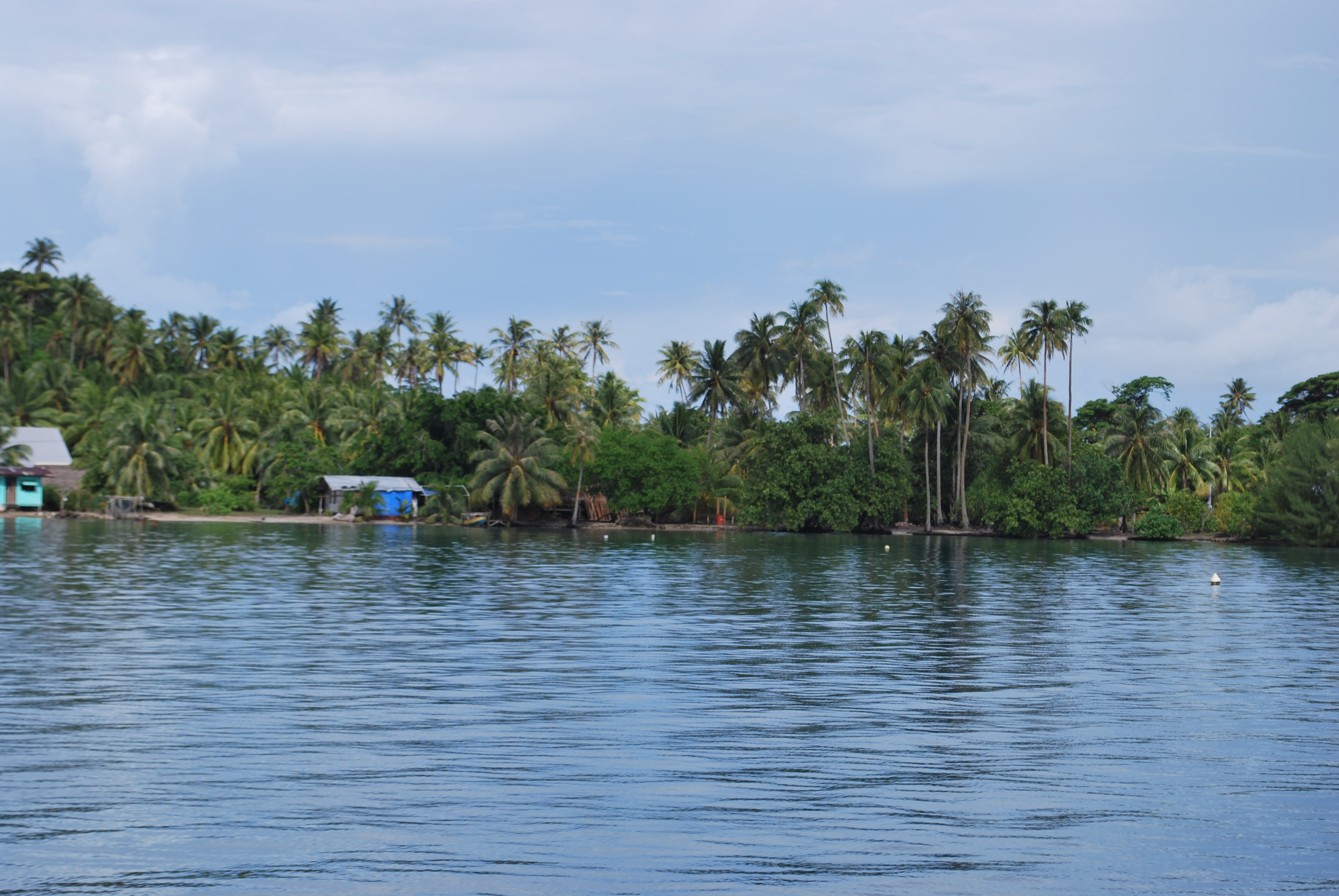 Tahaa - Lua de mel no Taiti