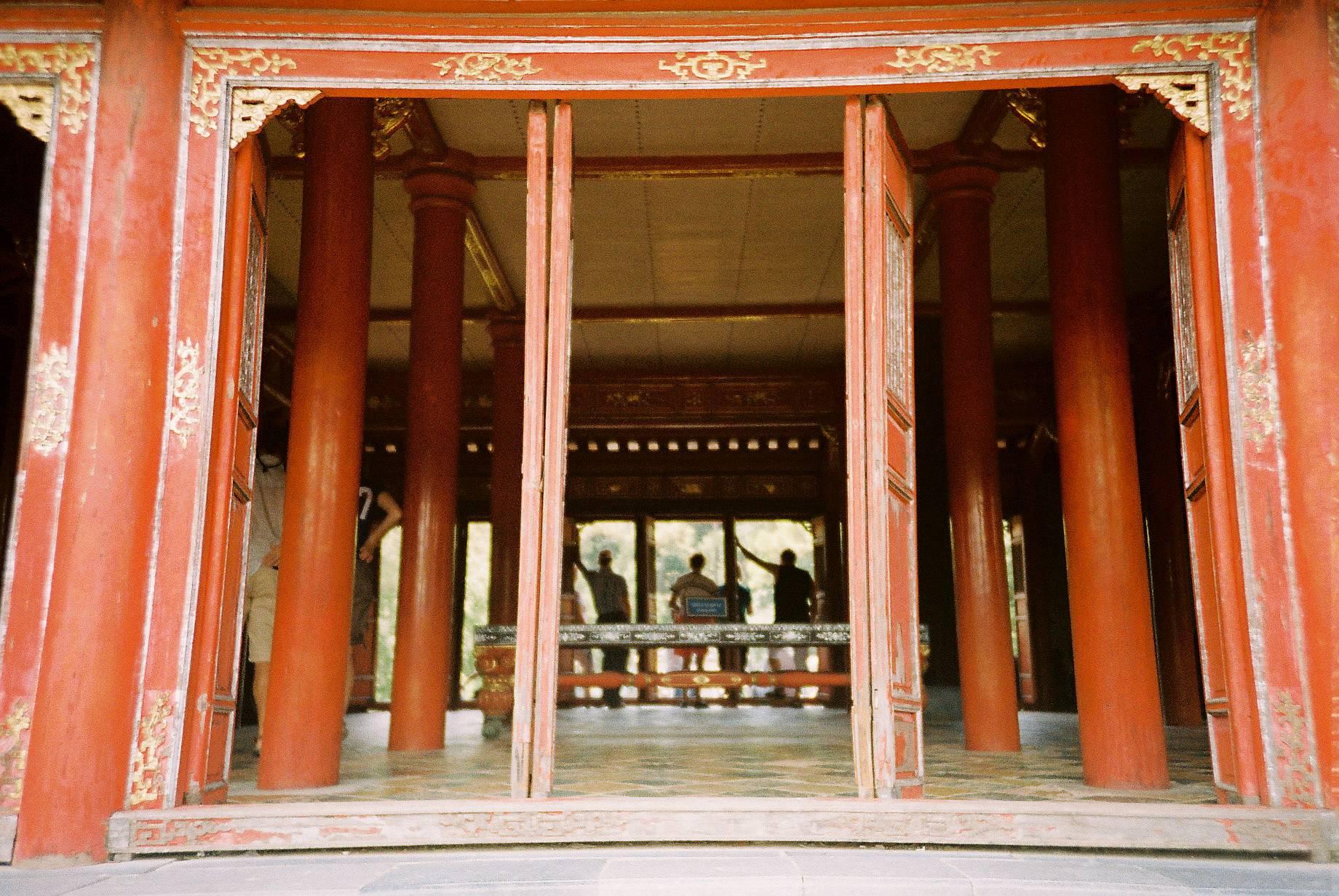Hue - Lua de mel na Indochina