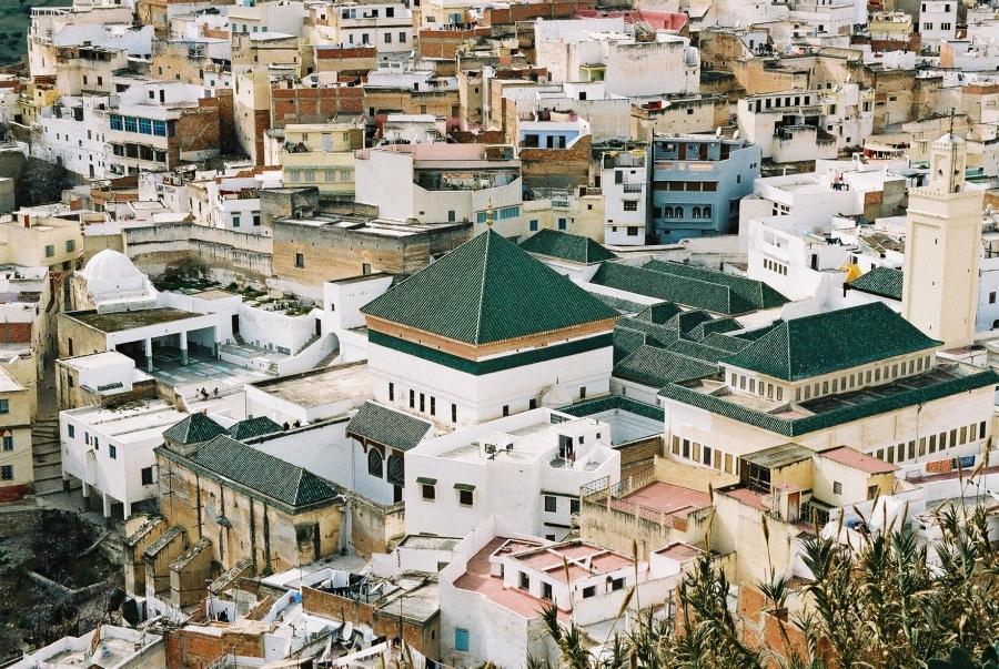 Idriss - Cidades imperiais do Marrocos