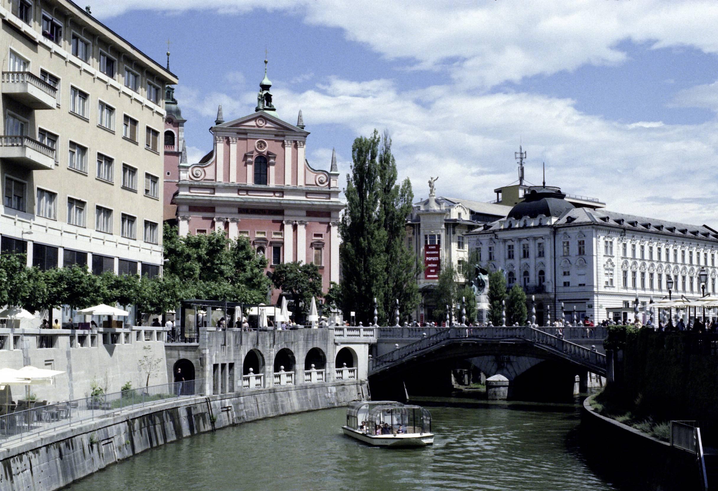 Ljubljana - O melhor da Eslovênia, Bósnia e Croácia