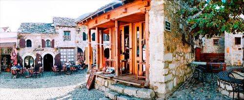 Sarajevo - O melhor da Eslovênia, Bósnia e Croácia