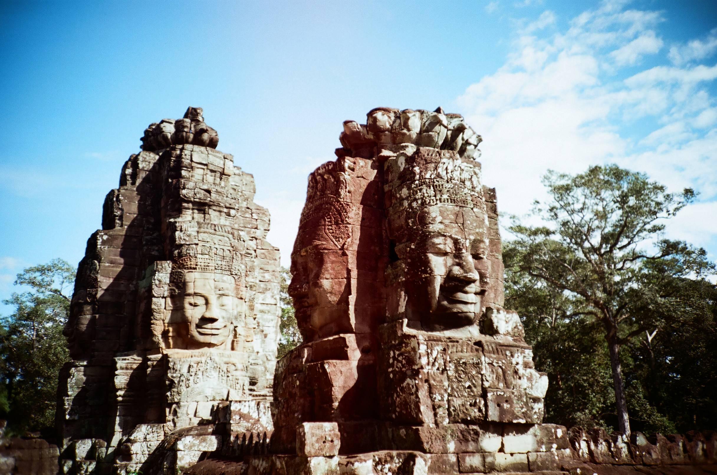 Siem Reap - Lua de mel na Indochina
