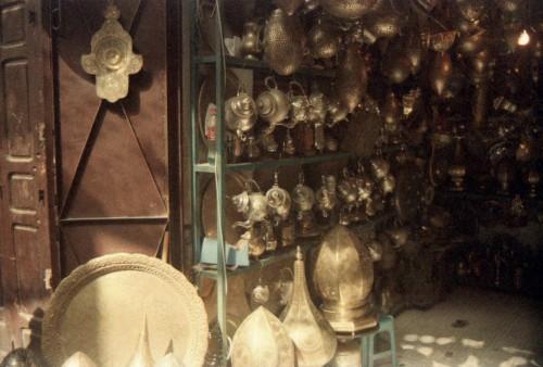 Volubilis - Cidades imperiais do Marrocos