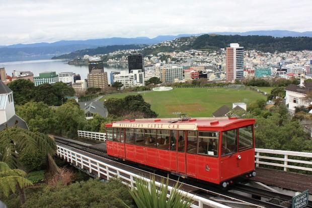 Wellington - Rota do vinho na Nova Zelândia
