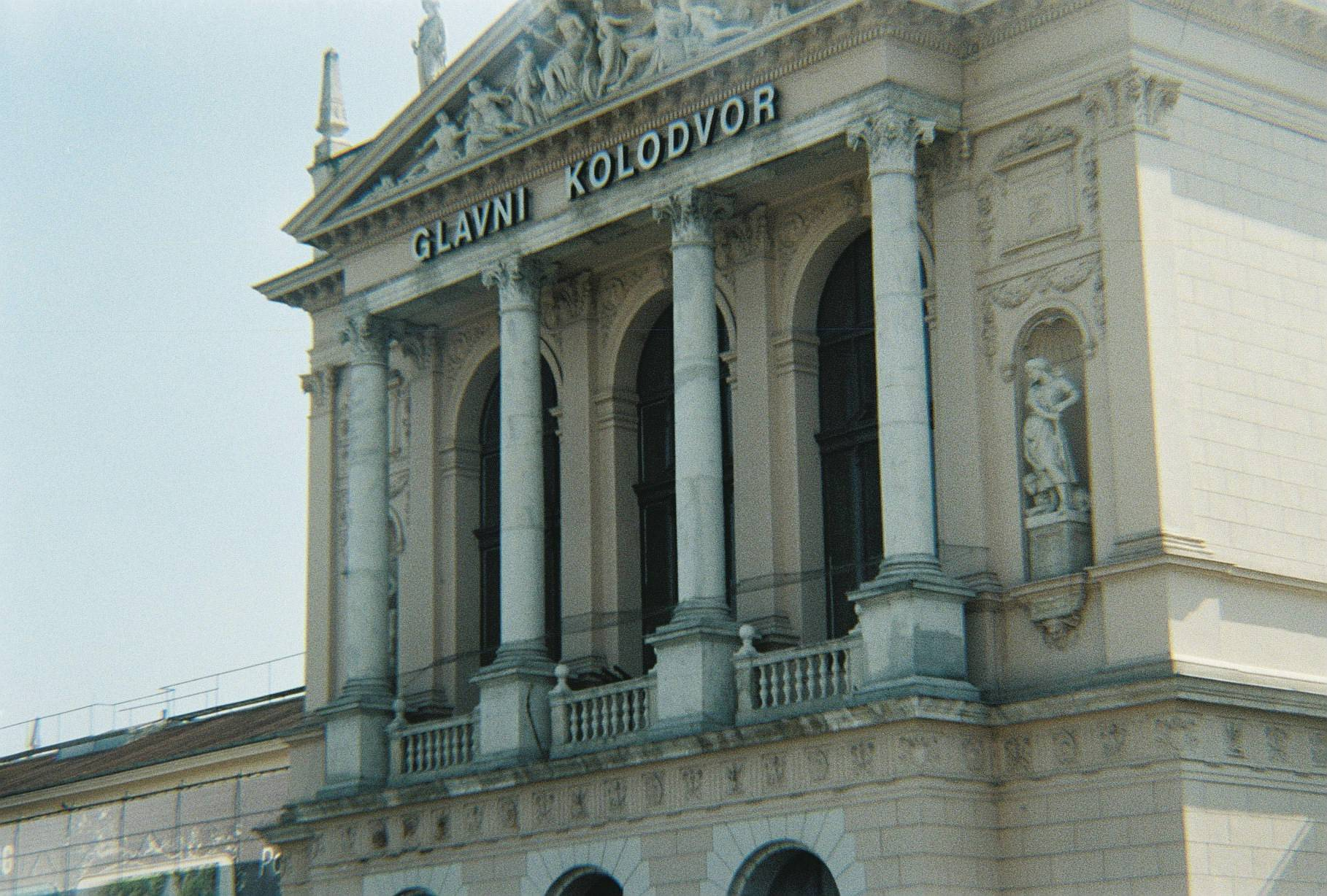 Zagreb - O melhor da Eslovênia, Bósnia e Croácia