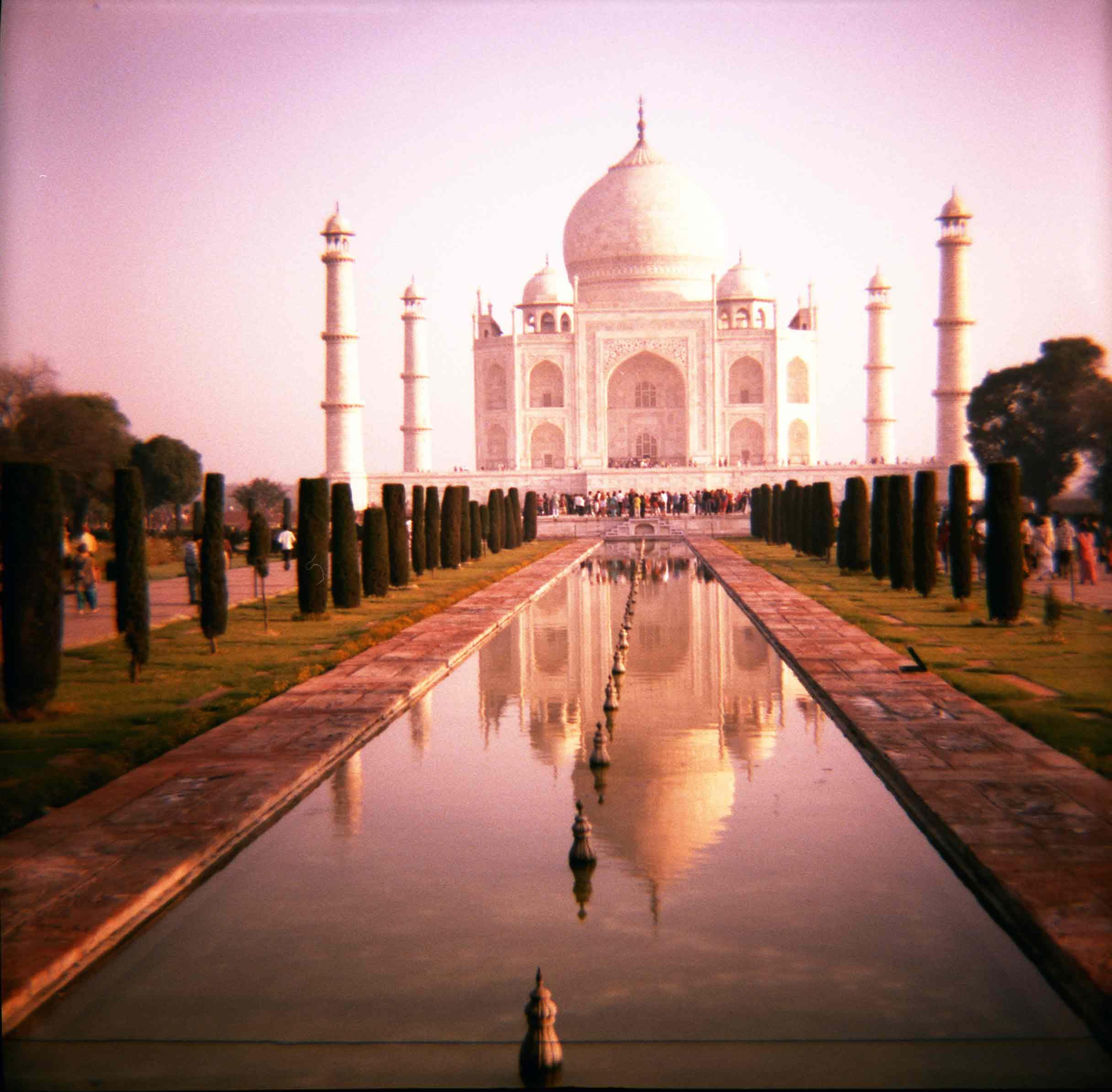 Índia com Varanasi - Agra