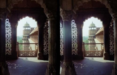 Índia além dos cinco sentidos - Agra