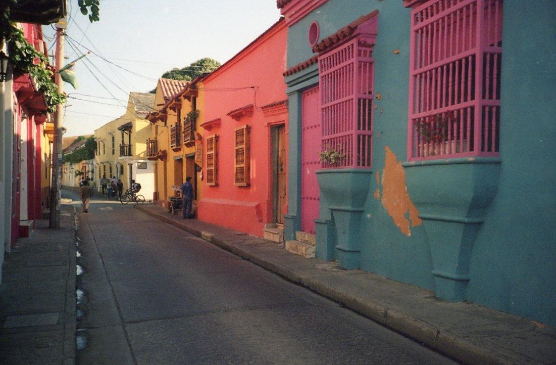 Colômbia e Panamá - Cartagena