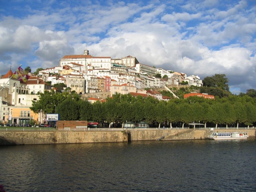 Portugal de norte a sul - Coimbra